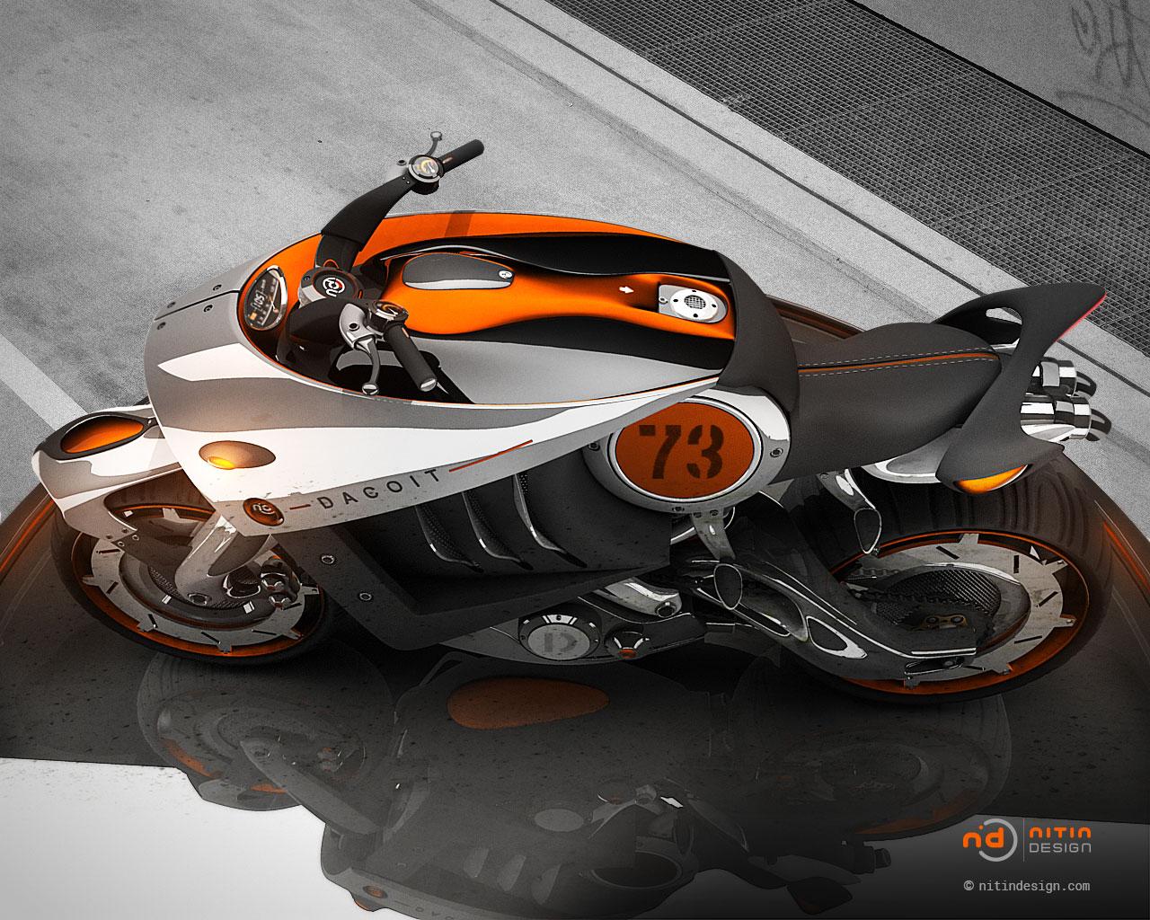 Dacoit-Motorbike-Nitin-Design