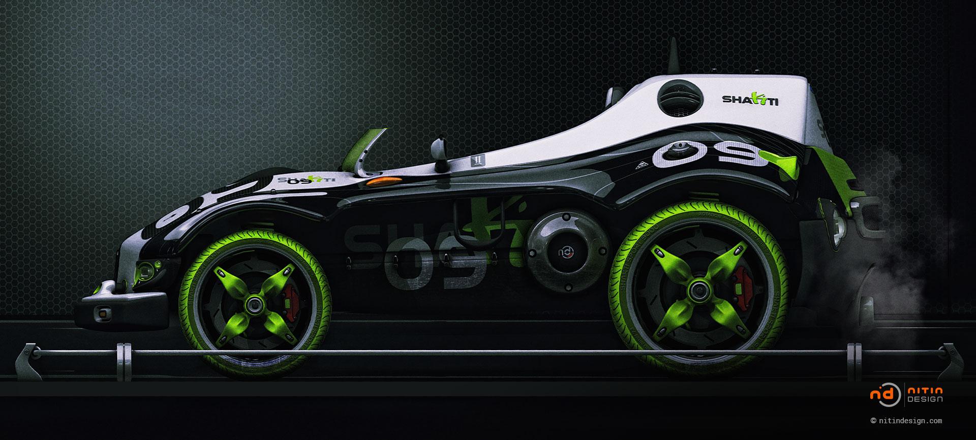 Shakti-Concept-Car-Nitin-Design