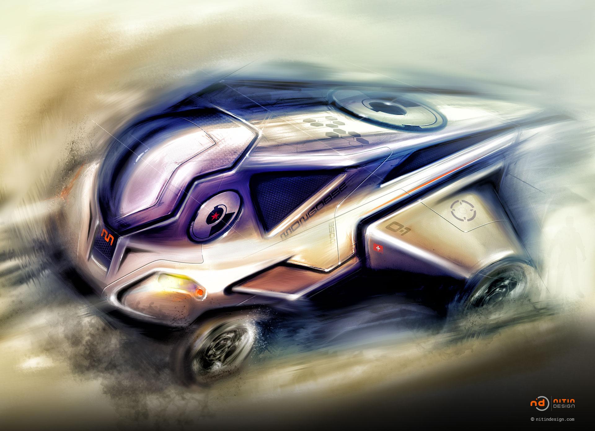 Mongoose-Vehicle-Nitin-Design