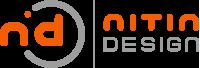 Nitin Design – Nitin Khosa Logo